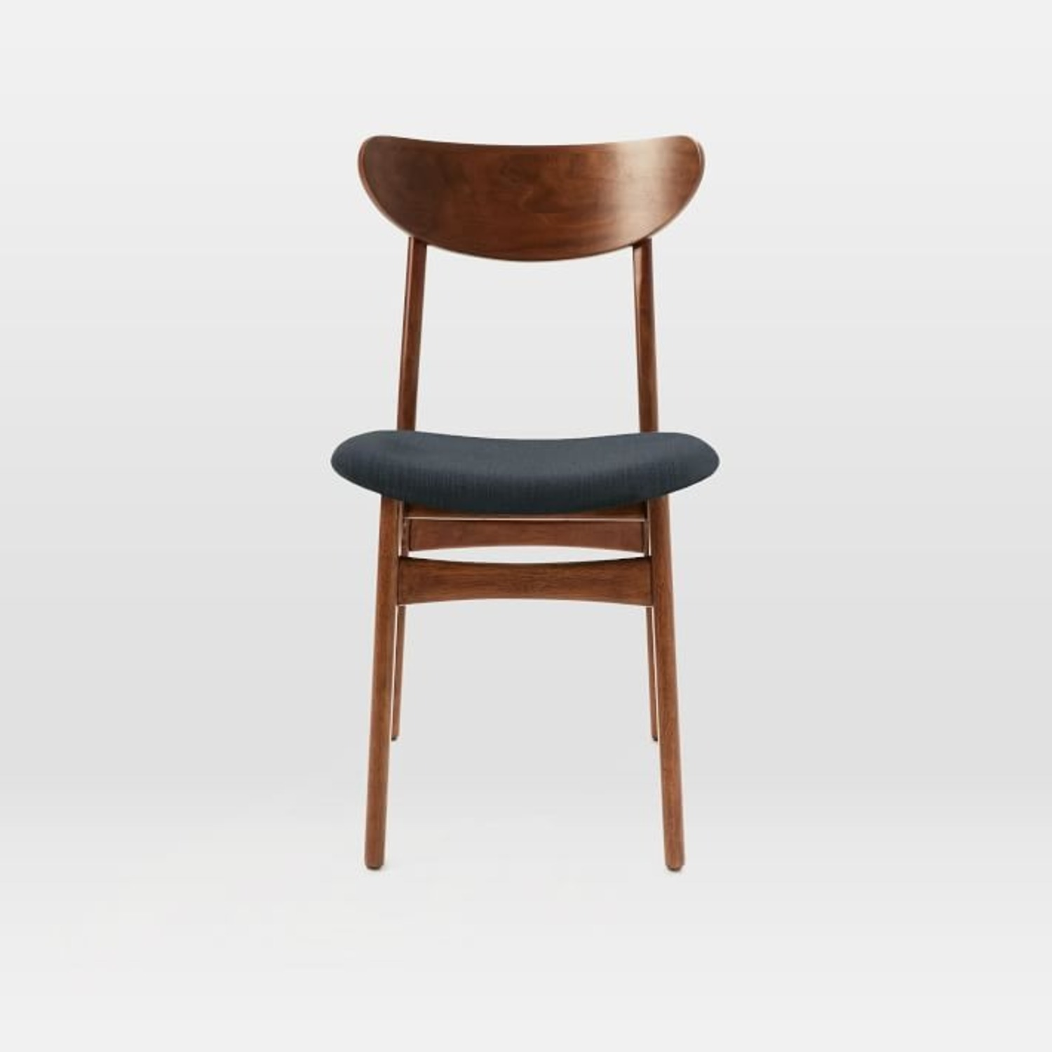 West Elm Classic Café Upholstered Dining Chair - image-2