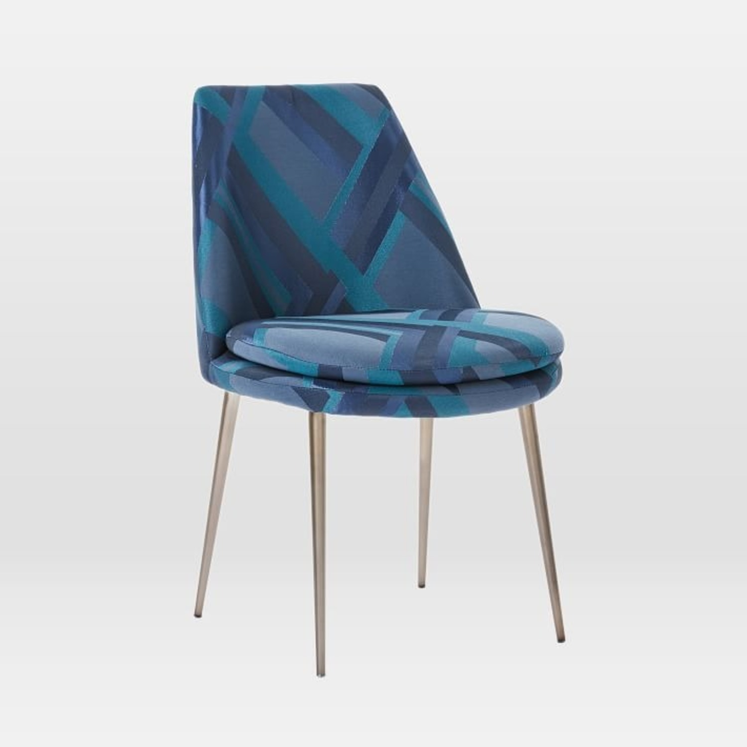 West Elm Finley Low Back Dining Chair - image-1