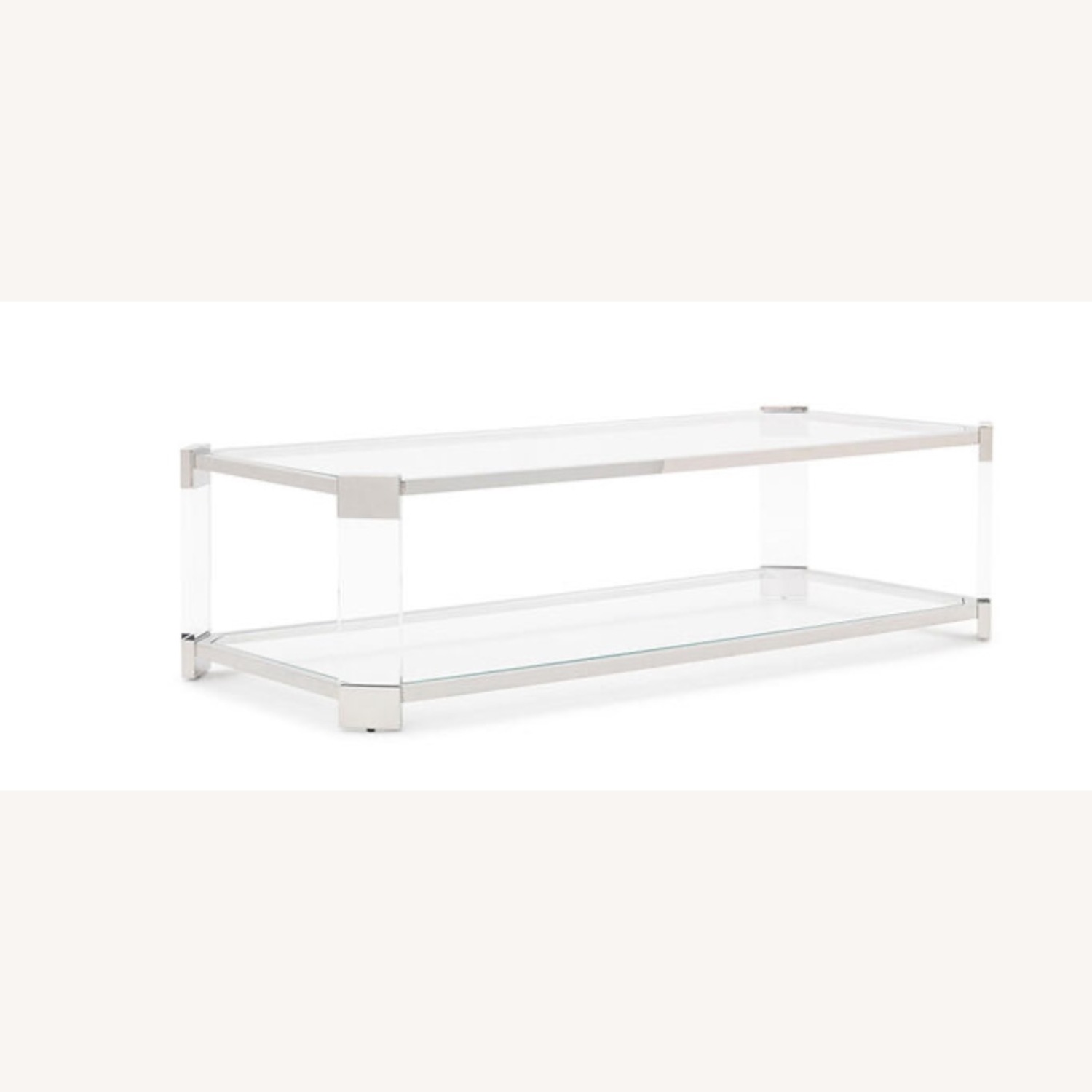 Mitchell Gold Melrose Rectangle Cocktail Table - image-3