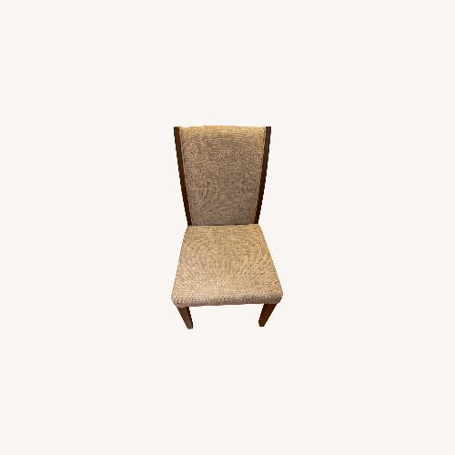 Used ABC Carpet & Home Dining Room Chairs, set of 6 for sale on AptDeco