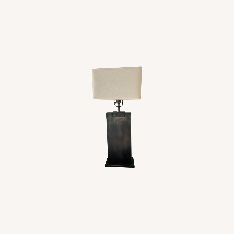 Restoration Hardware Bed Side Lamp - image-0
