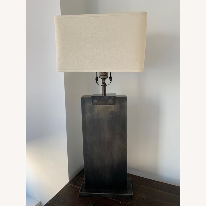 Restoration Hardware Bed Side Lamp - image-2