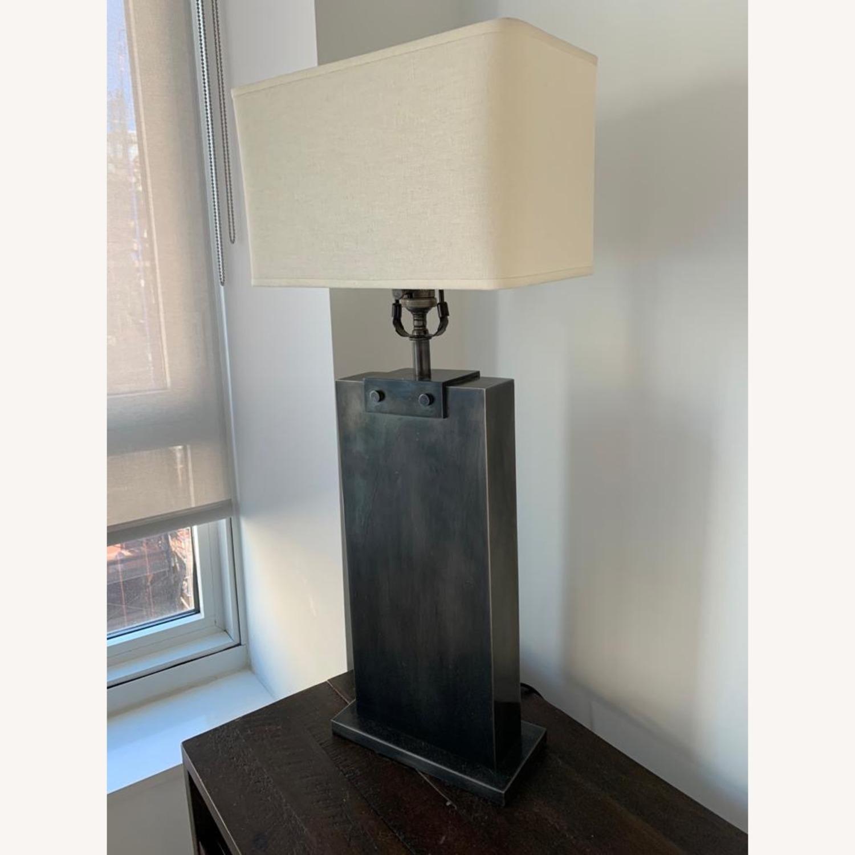 Restoration Hardware Bed Side Lamp - image-1