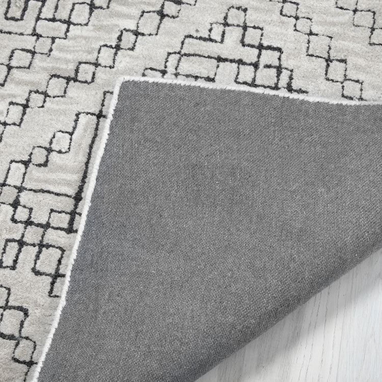 West Elm Stone Tile Rug - image-2