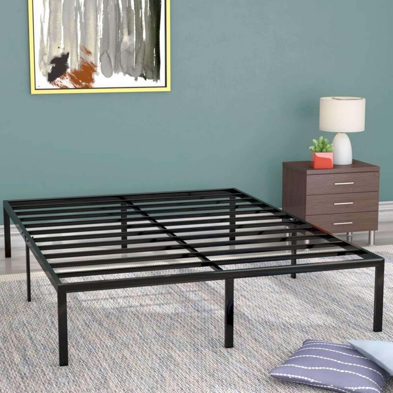 Wayfair Platform Bed - image-1