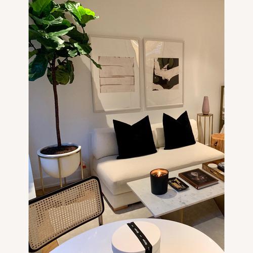 Used CB2 Piazza Apartment Sofa for sale on AptDeco