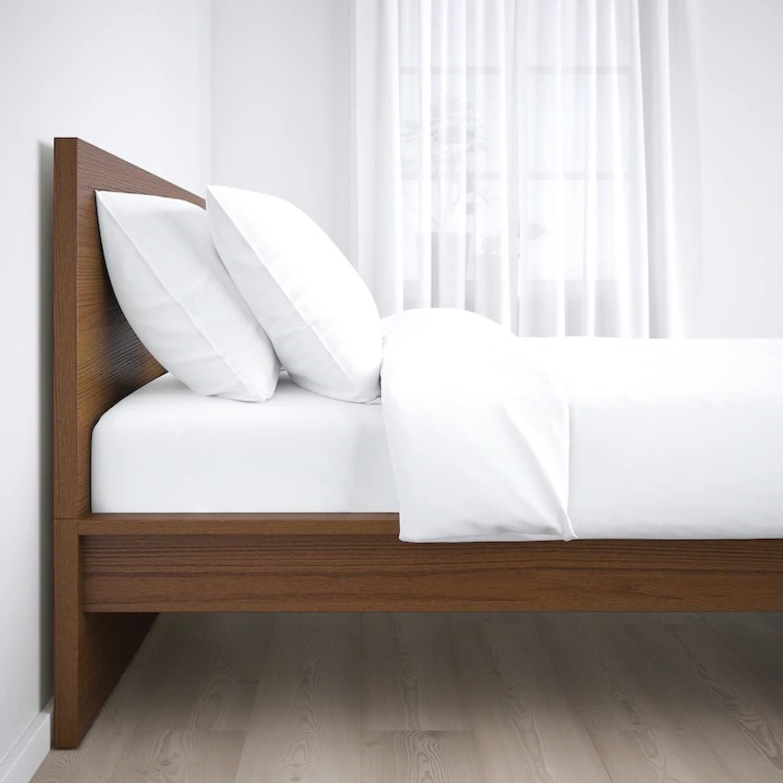IKEA Malm Bedframe - image-2