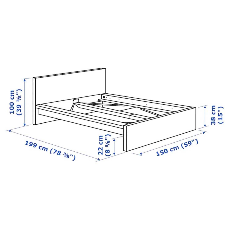 IKEA Malm Bedframe - image-4
