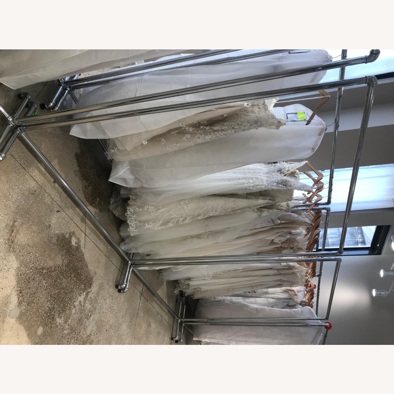 Garment Chrome Racks - image-4
