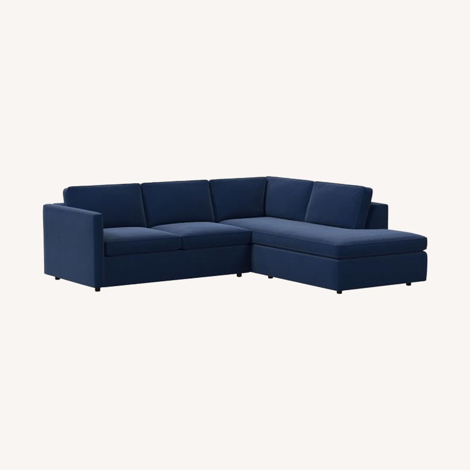 West Elm Harris Sectional - image-0