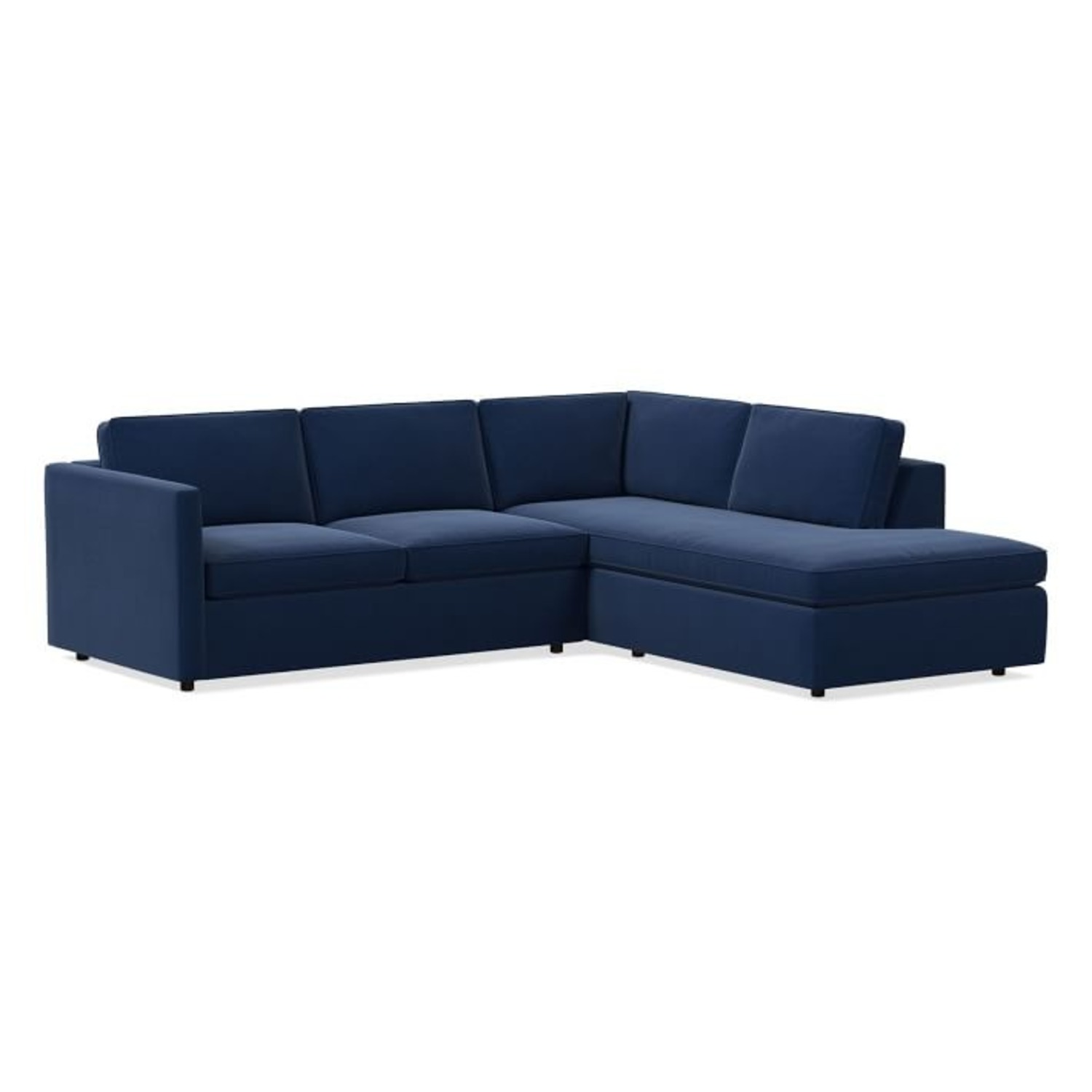 West Elm Harris Sectional - image-1