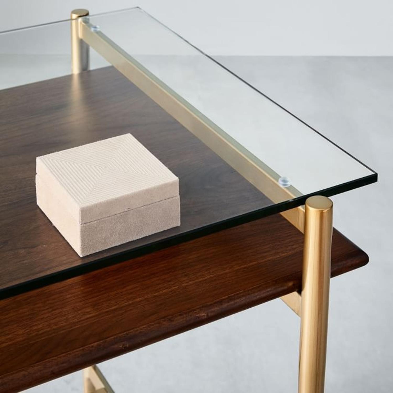 West Elm Mid-Century Art Display Mini Desk - image-2