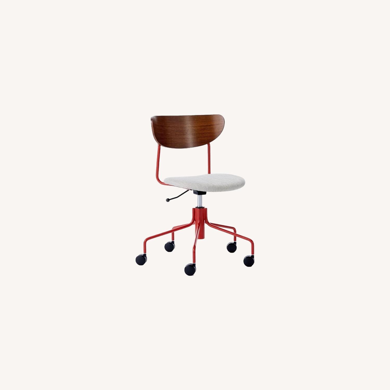 West Elm Petal Office Chair - image-0