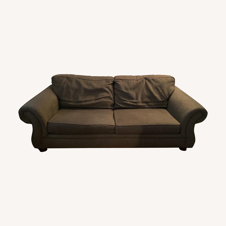 Broyhill Cassandra Queen Sleeper Sofa - image-0