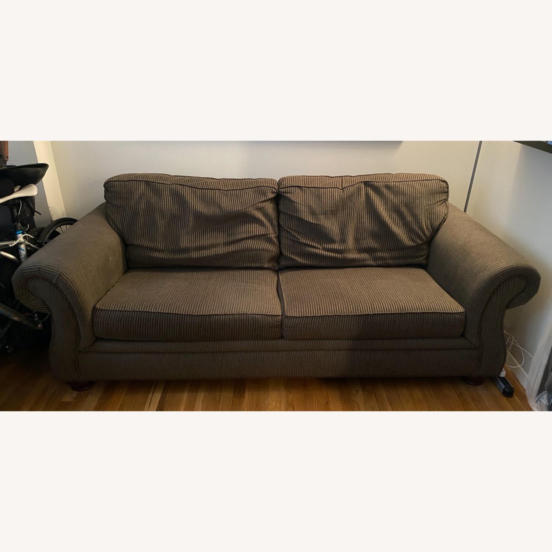 Broyhill Cassandra Queen Sleeper Sofa - image-1