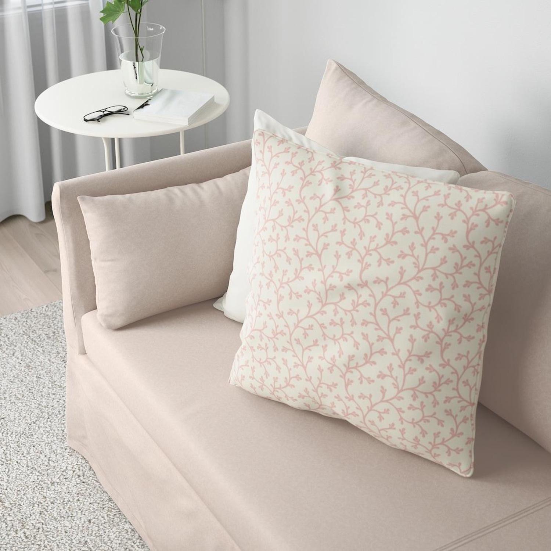 IKEA Beige SANDBACKEN Sofa - image-2