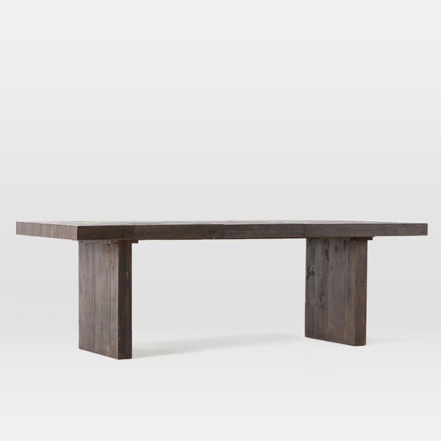 West Elm Emmerson Wood Expandable Dining Table - image-1