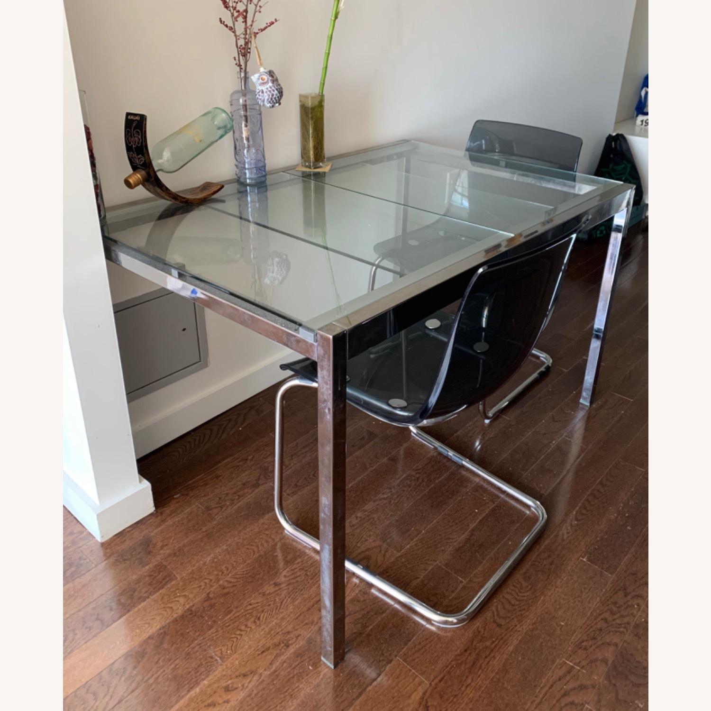 IKEA Glass Table - image-3