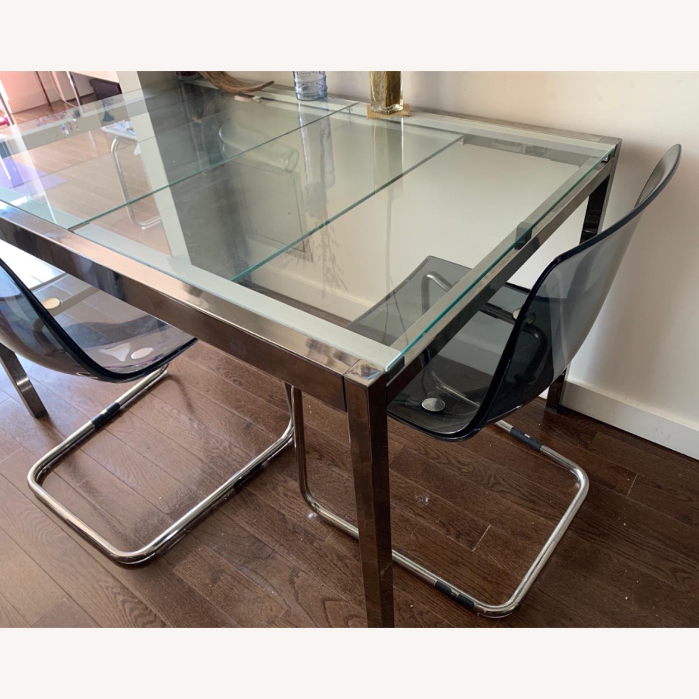 IKEA Glass Table - image-2