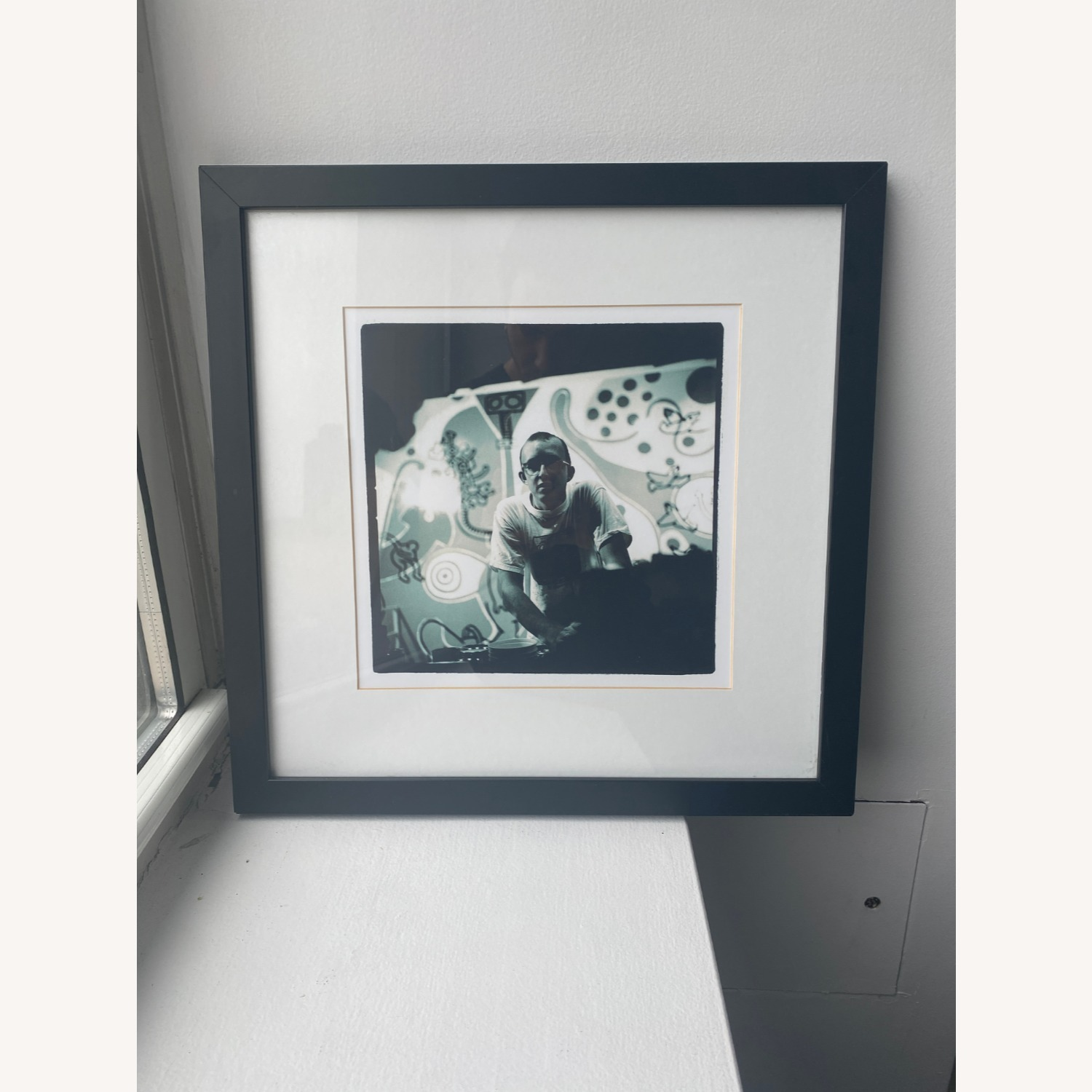 Limited Edition Keith Haring Framed Portrait - image-2