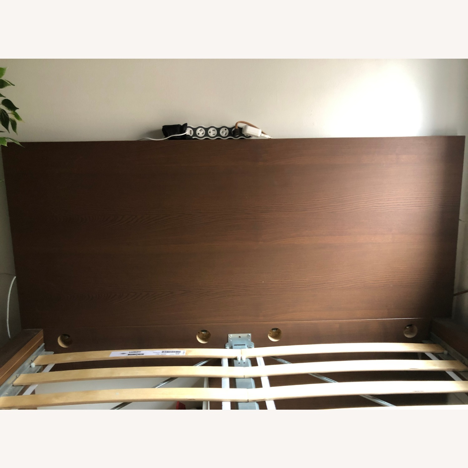 IKEA Malm Bed with Storage - image-3