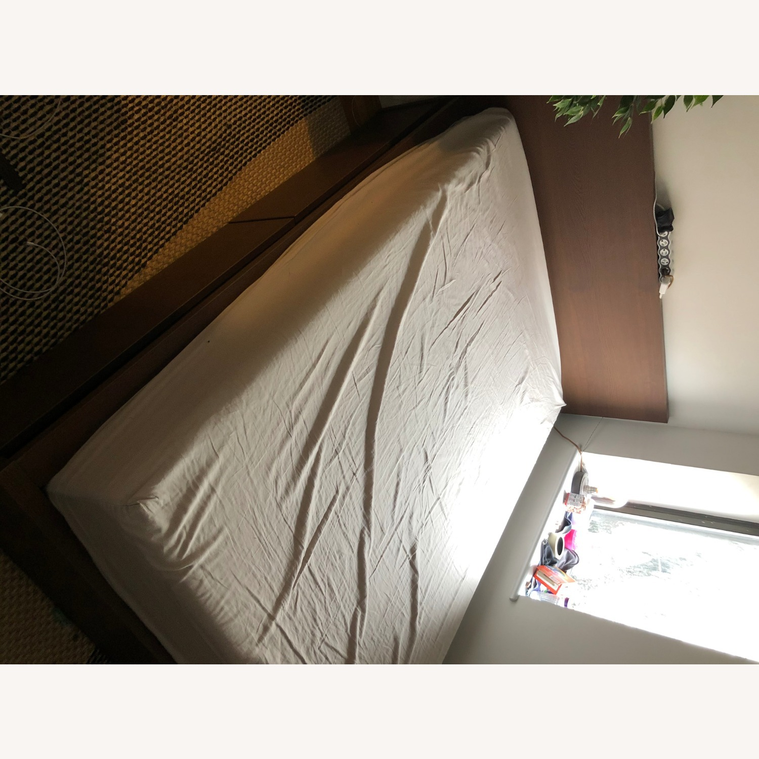 IKEA Malm Bed with Storage - image-2