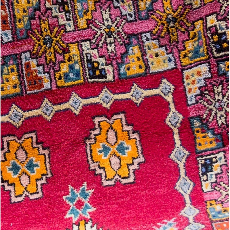 Vintage Moroccan Rug - image-3