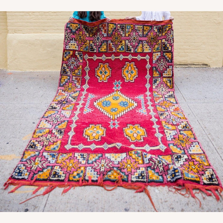 Vintage Moroccan Rug - image-1