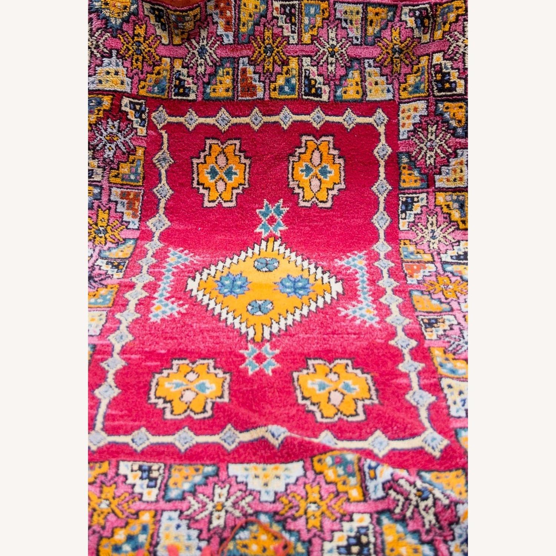 Vintage Moroccan Rug - image-2