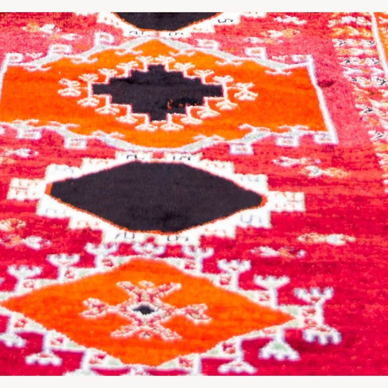 Beautiful Vintage Moroccan Carpet - image-3