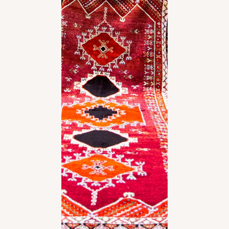 Beautiful Vintage Moroccan Carpet - image-2