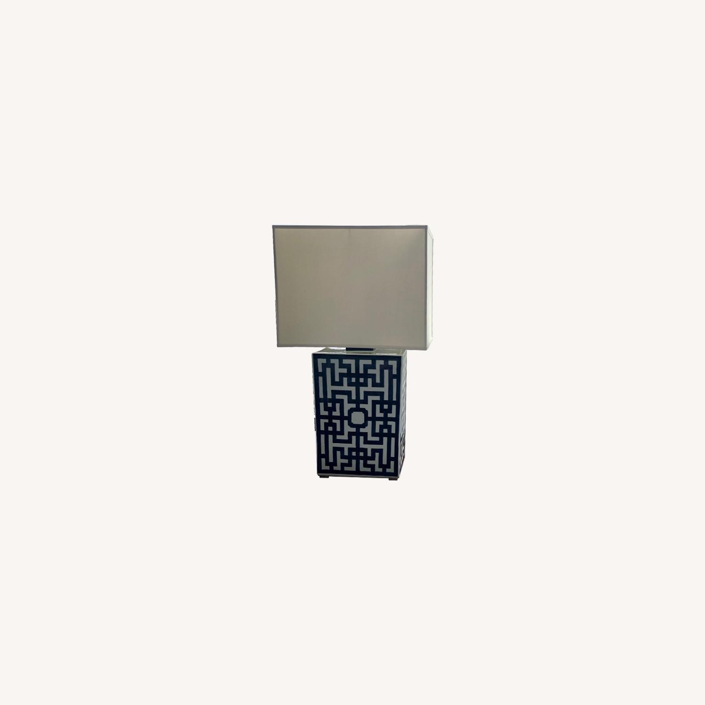 Ralph Lauren Porcelain Table Lamps - image-0