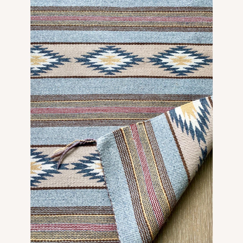 Antique Navajo Rug - image-3