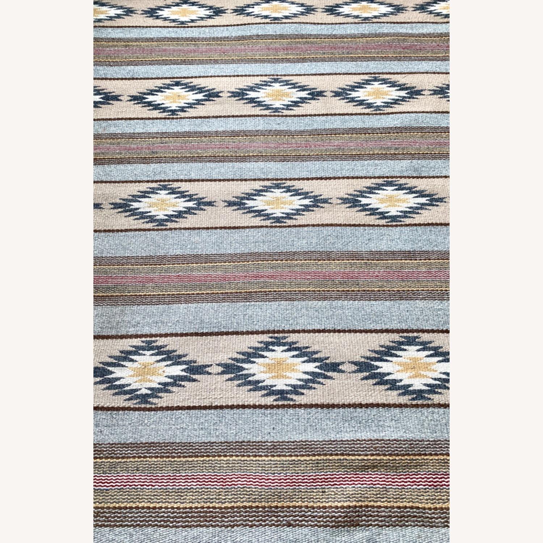 Antique Navajo Rug - image-4