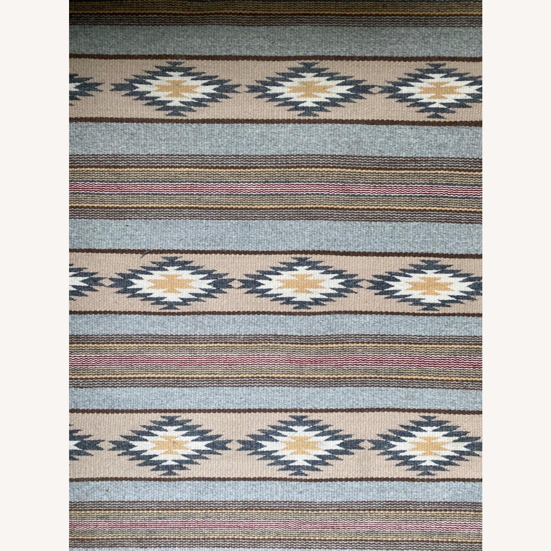Antique Navajo Rug - image-5