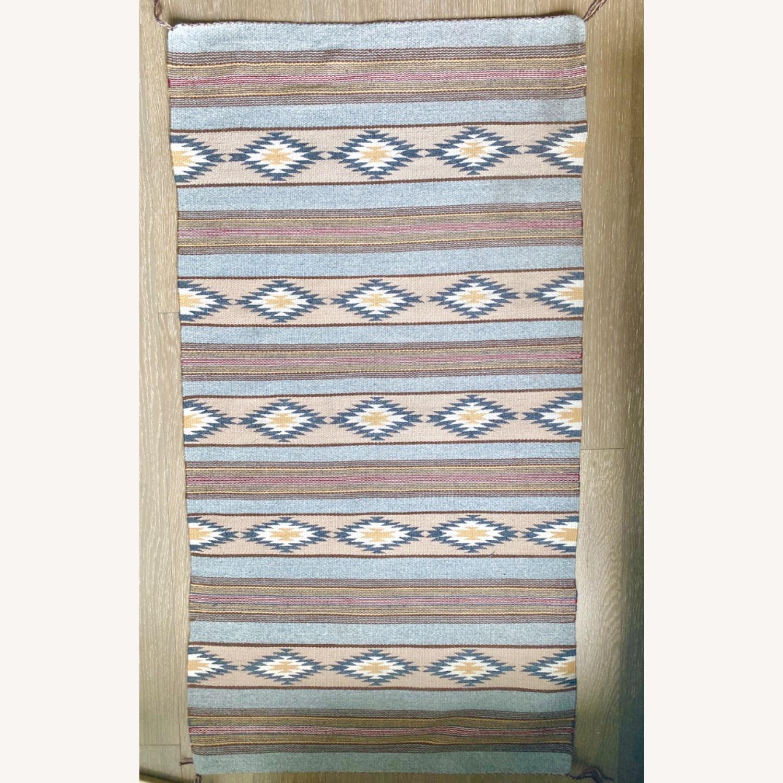 Antique Navajo Rug - image-2