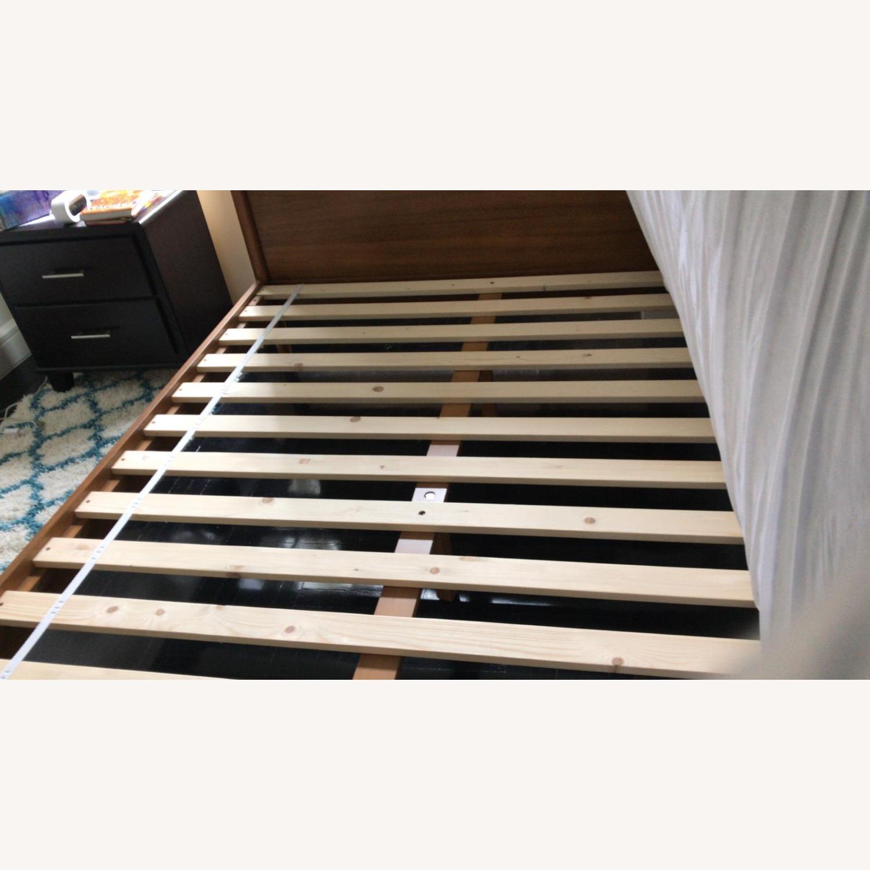 West Elm Mid Century Queen Bed (Acorn) - image-6
