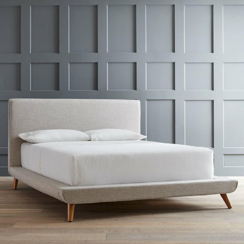 Wayfair Mercury Row Upholstered Bed Frame - image-4