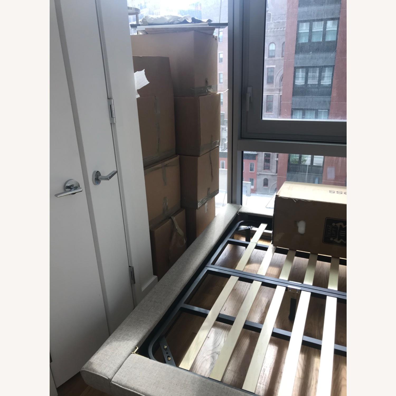 Wayfair Mercury Row Upholstered Bed Frame - image-2