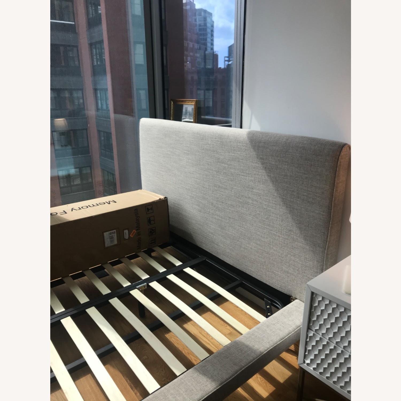 Wayfair Mercury Row Upholstered Bed Frame - image-3
