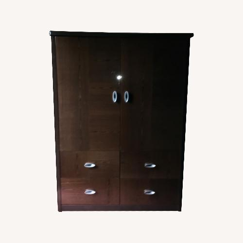 Used Large Tall Closet for sale on AptDeco