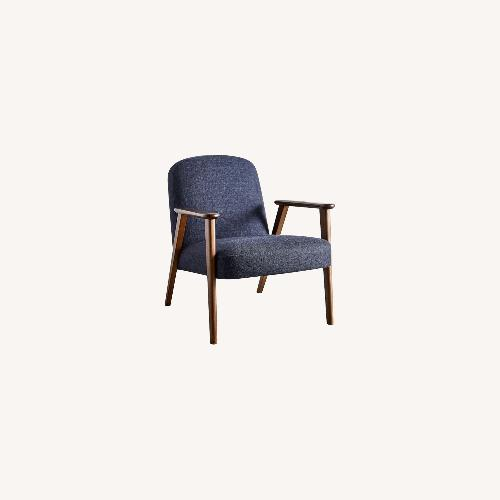 Used West Elm Janie Show Wood Chair for sale on AptDeco