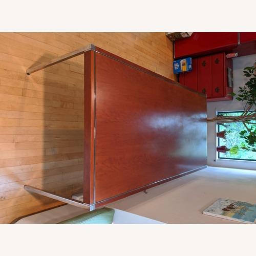 Used Elegant Italian Boardroom/ Dining Table for sale on AptDeco