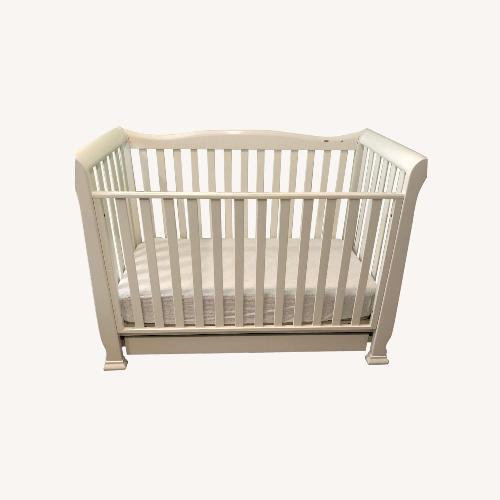 Used Bellini Alexander Convertible Crib for sale on AptDeco