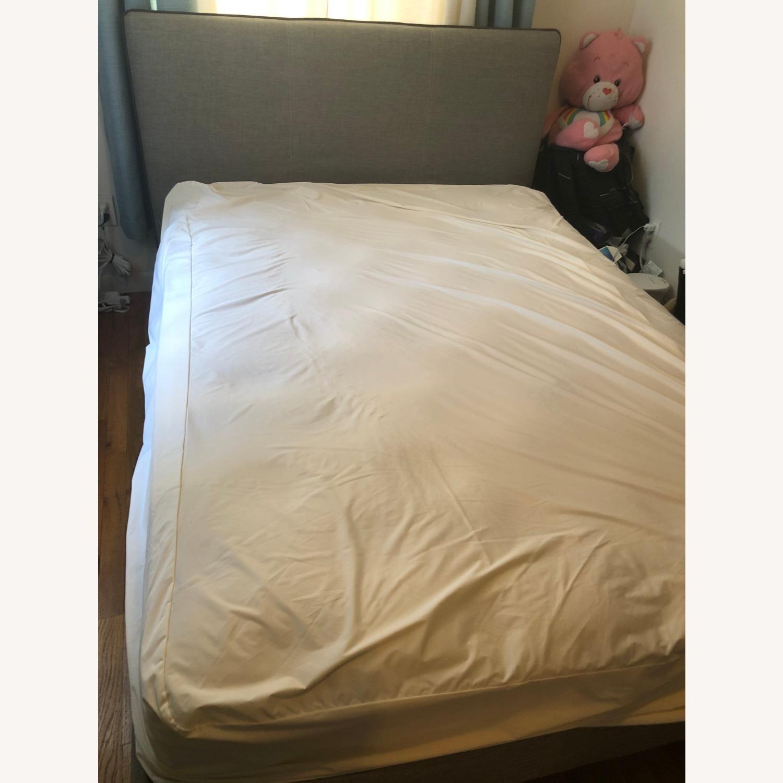 Pellegrino Upholstered Platform Bed Frame - image-5