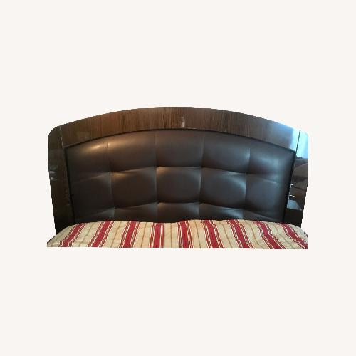 Used Hoffman Koos Bed Headboard for sale on AptDeco