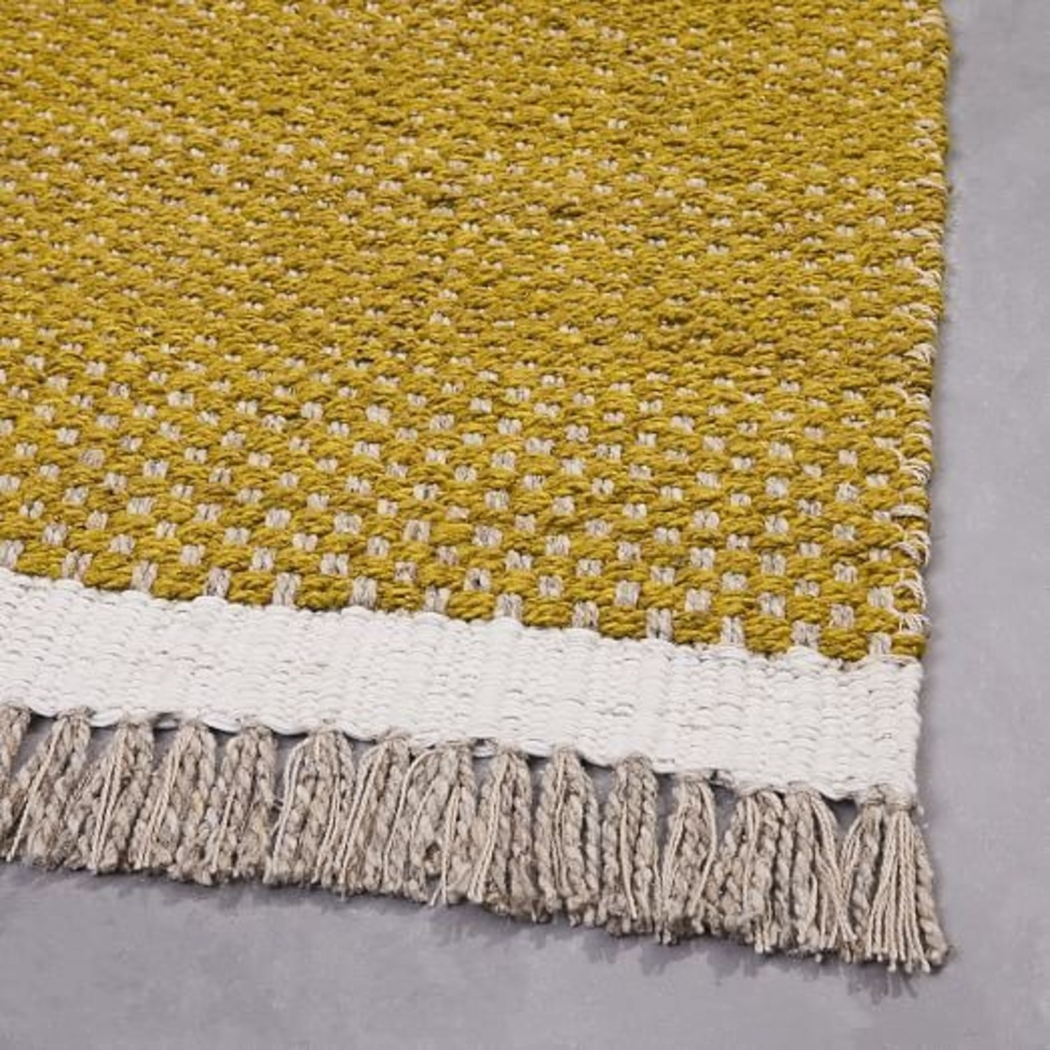 West Elm Rope Crossweave Indoor/Outdoor Rug - image-2