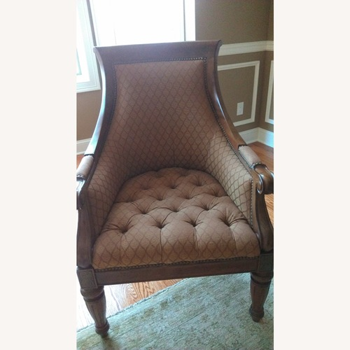 Used Thomasville Anson Chairs - Set of 2 for sale on AptDeco