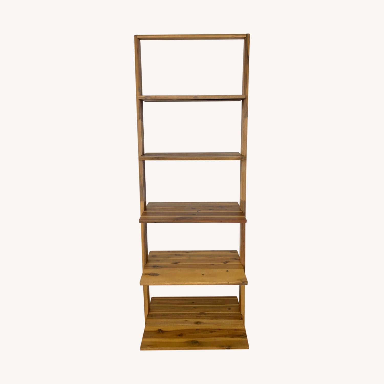 Wayfair Stylish Wooden Shelving - image-3