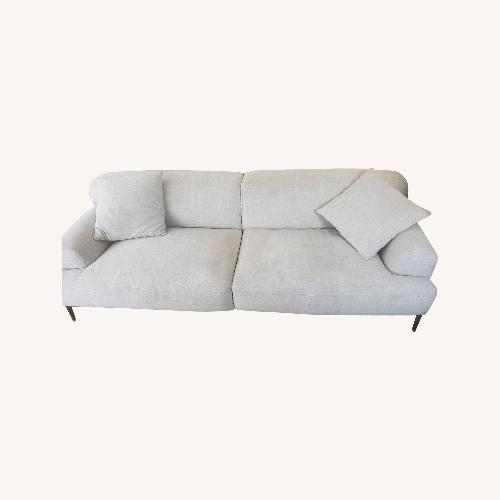 Used Article Abisko Light Gray Sofa for sale on AptDeco